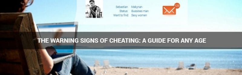 Search People Anywhere – Warning Signs of Cheating