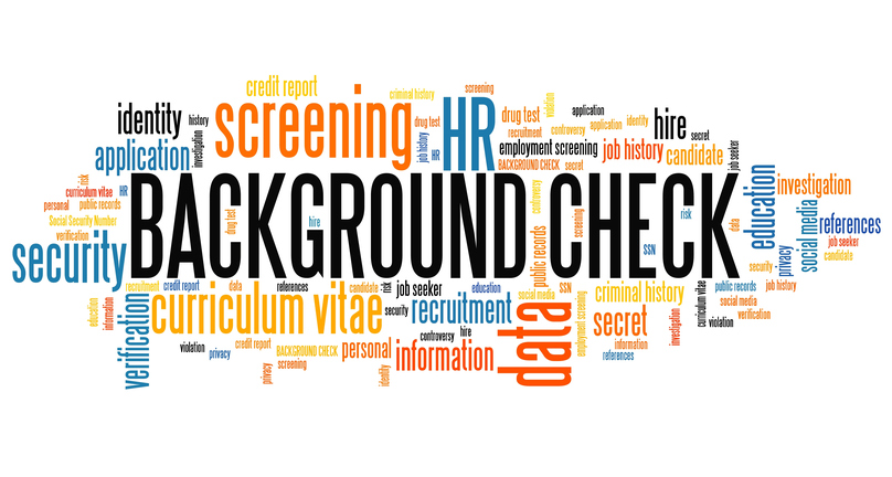 Reasons Why You Should Run A Background Check On Yourself