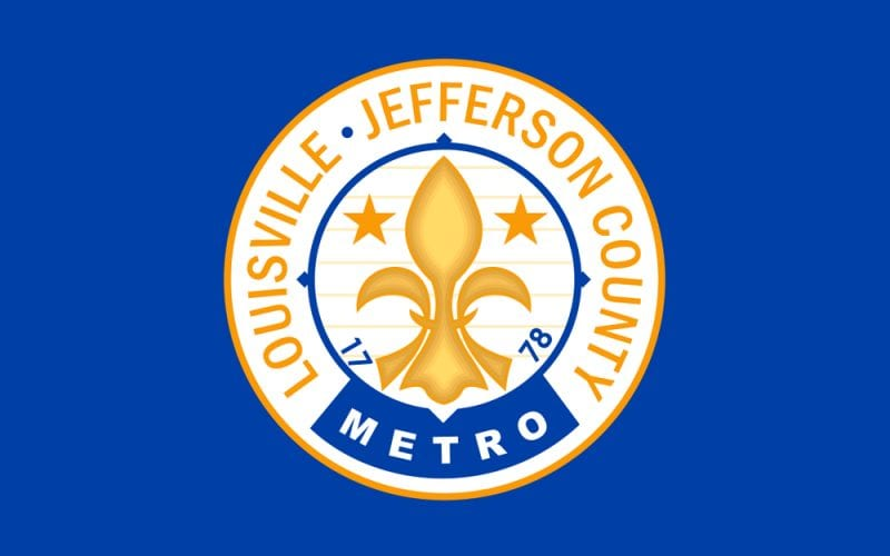 Jefferson County Kentucky Badge