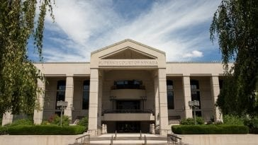 Nevada Supreme Court Building